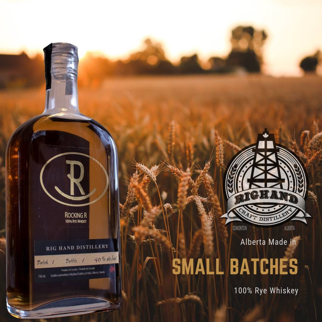 Image courtesy and copyright of Rig Hand distillery.