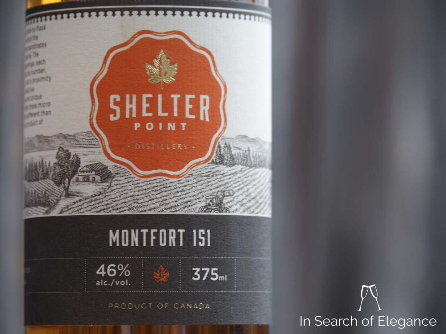 Image courtesy of Shelter Point Distillery.