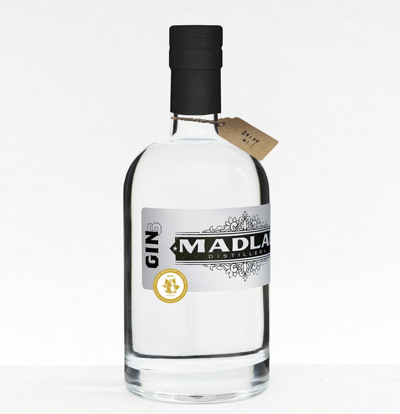 Image courtesy of Mad Laboratory Distilling