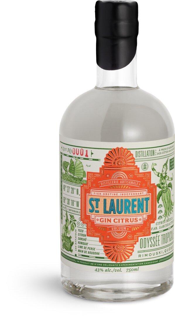 Image courtesy of Distillerie du St. Laurent