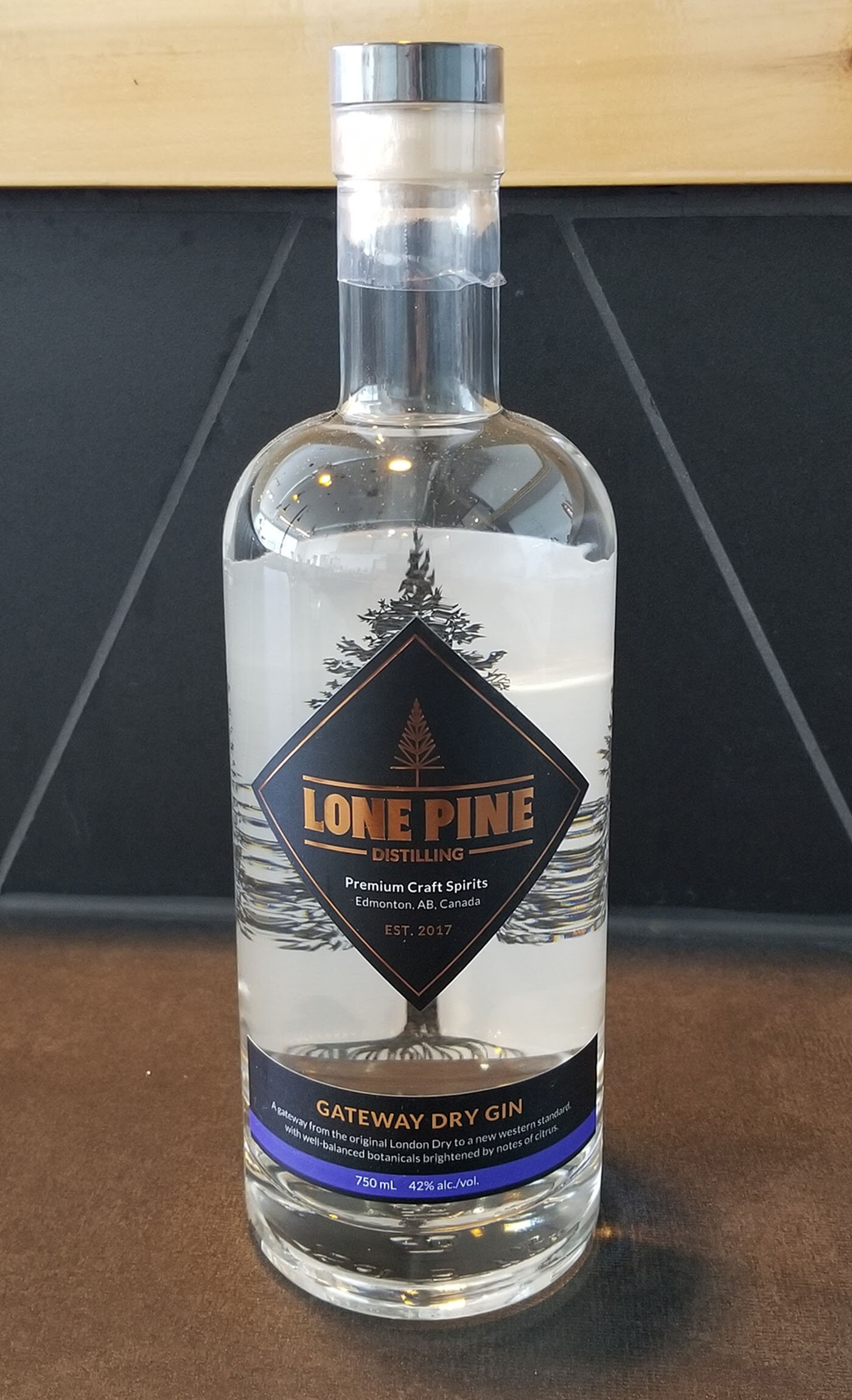 Image courtesy of lone pine distilling.