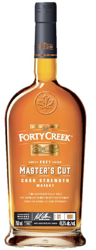 Image courtesy of Forty Creek.