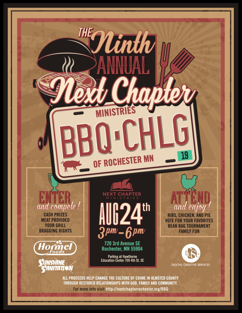 Next Chapter BBQ Challenge — Community Beam