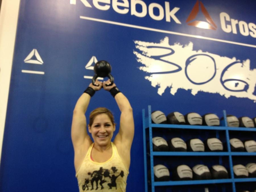 Beth at Reebok CrossFit 306 Saskatoon