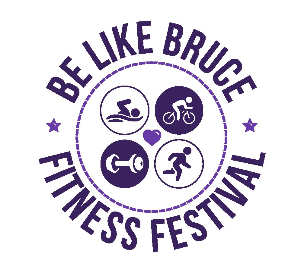 Be Like Bruce Fitness Festival Logo