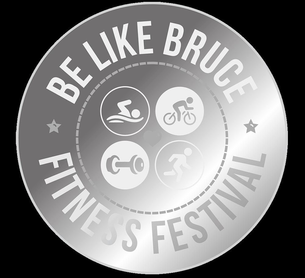Be Like Bruce Fitness Festival - Platinum Level Sponsorship