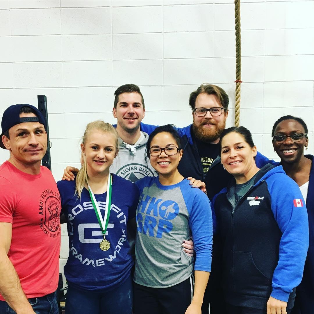 Our team in Regina!