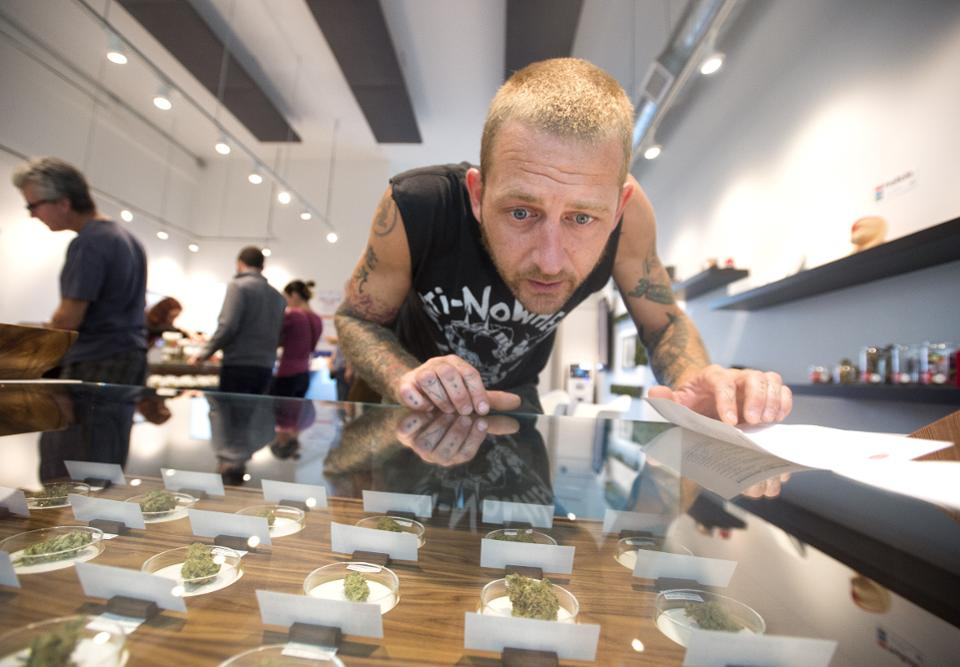 Marijuana Dispensaries Are Keeping Cannabis Out Of The Hands Of Minors In Oregon - While the state caught dispensaries selling to minors earlier this year, the latest rounds of decoy checks saw a 100 percent compliance rate. [Forbes]