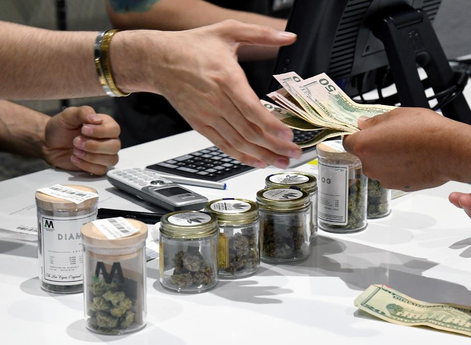 Nevada Makes $30 Million In Marijuana Taxes During First Six Months Of Sales - Nevada marijuana retailers sold about $195 million during the first six months of the state's legal cannabis market. But lawmakers should be cautious of legalizing the drug for the tax revenue. [Forbes]