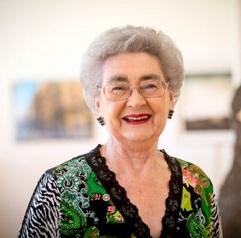 valerie broad   OAM  Founder and Artistic director, Bendigo youth choir