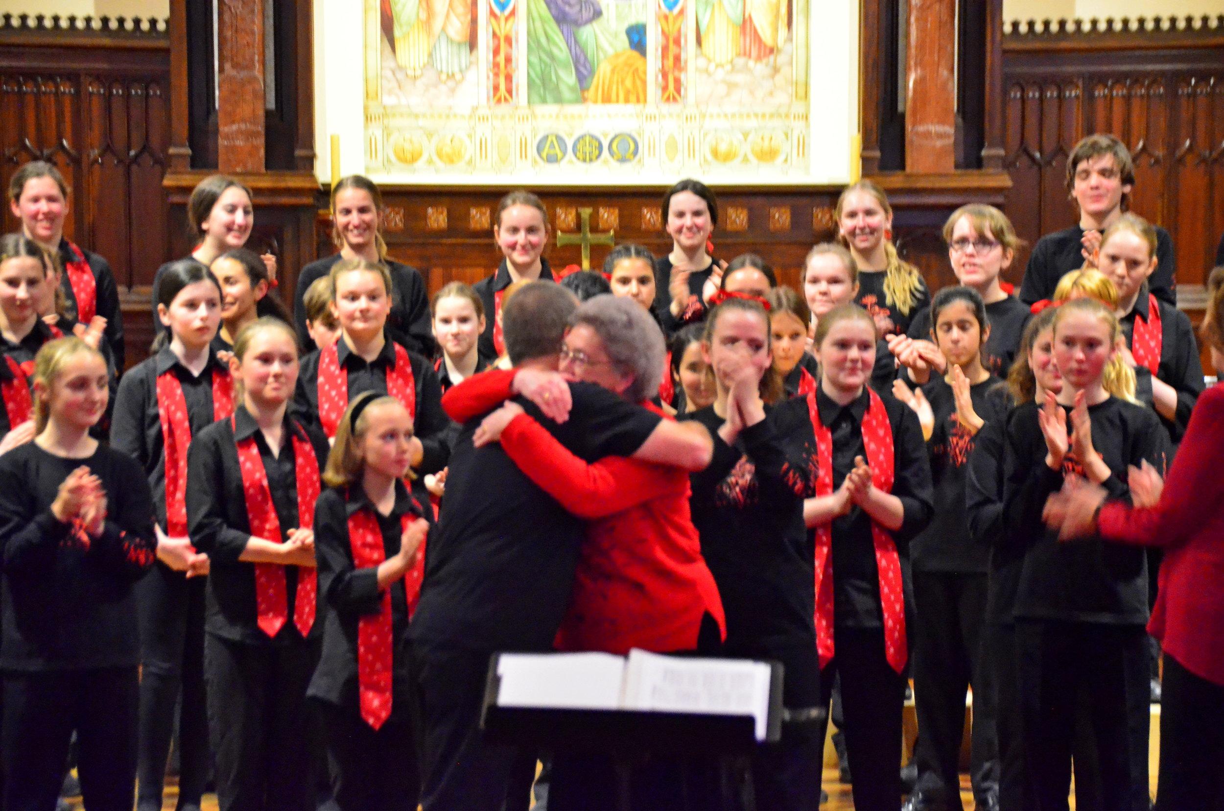 Bendigo Youth Choir & young voices of melbourne