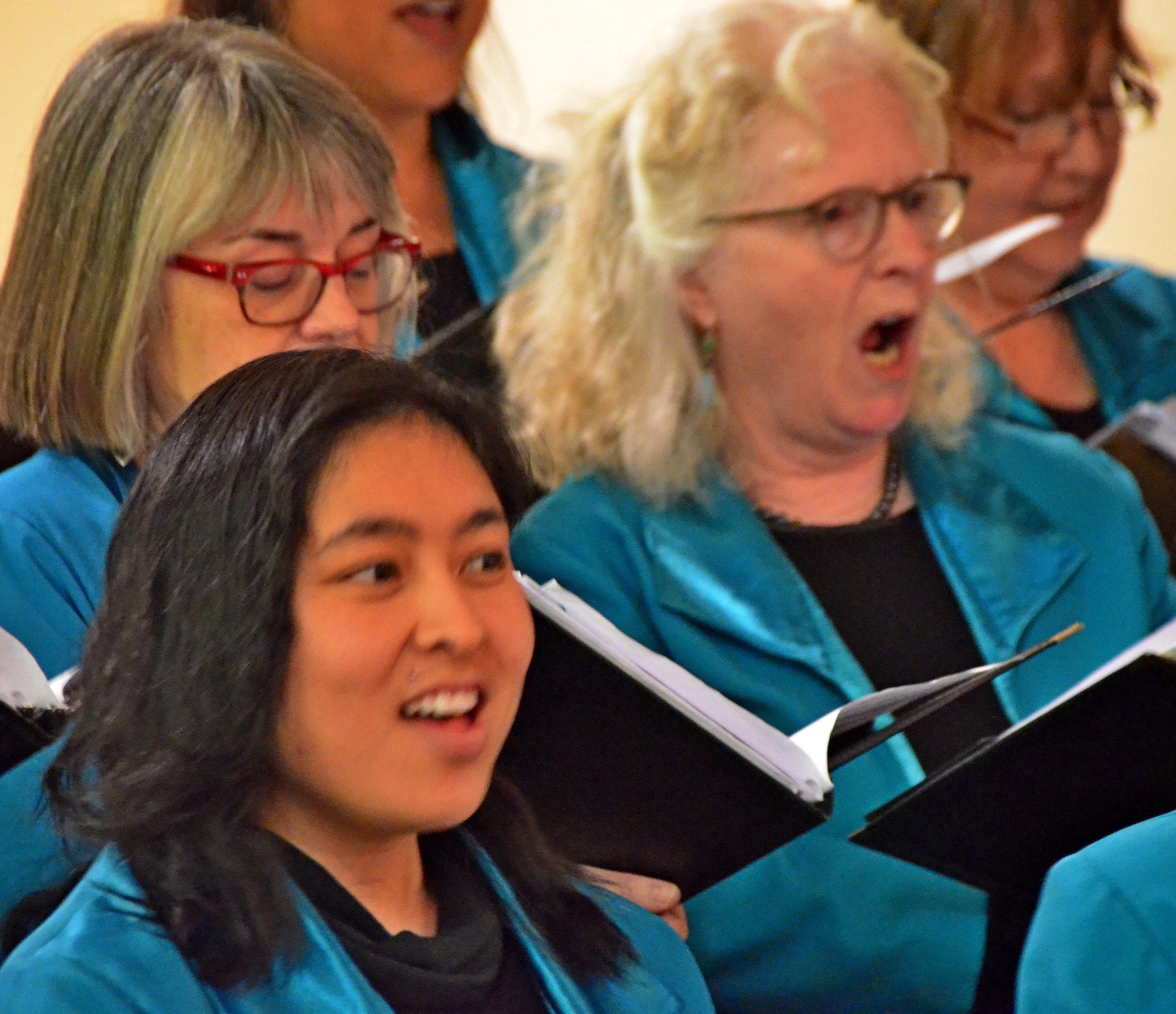 melbourne women's choir