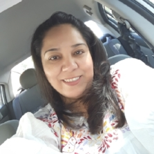 Claudia Amaro , 2017 Fellow from Wichita, Kansas