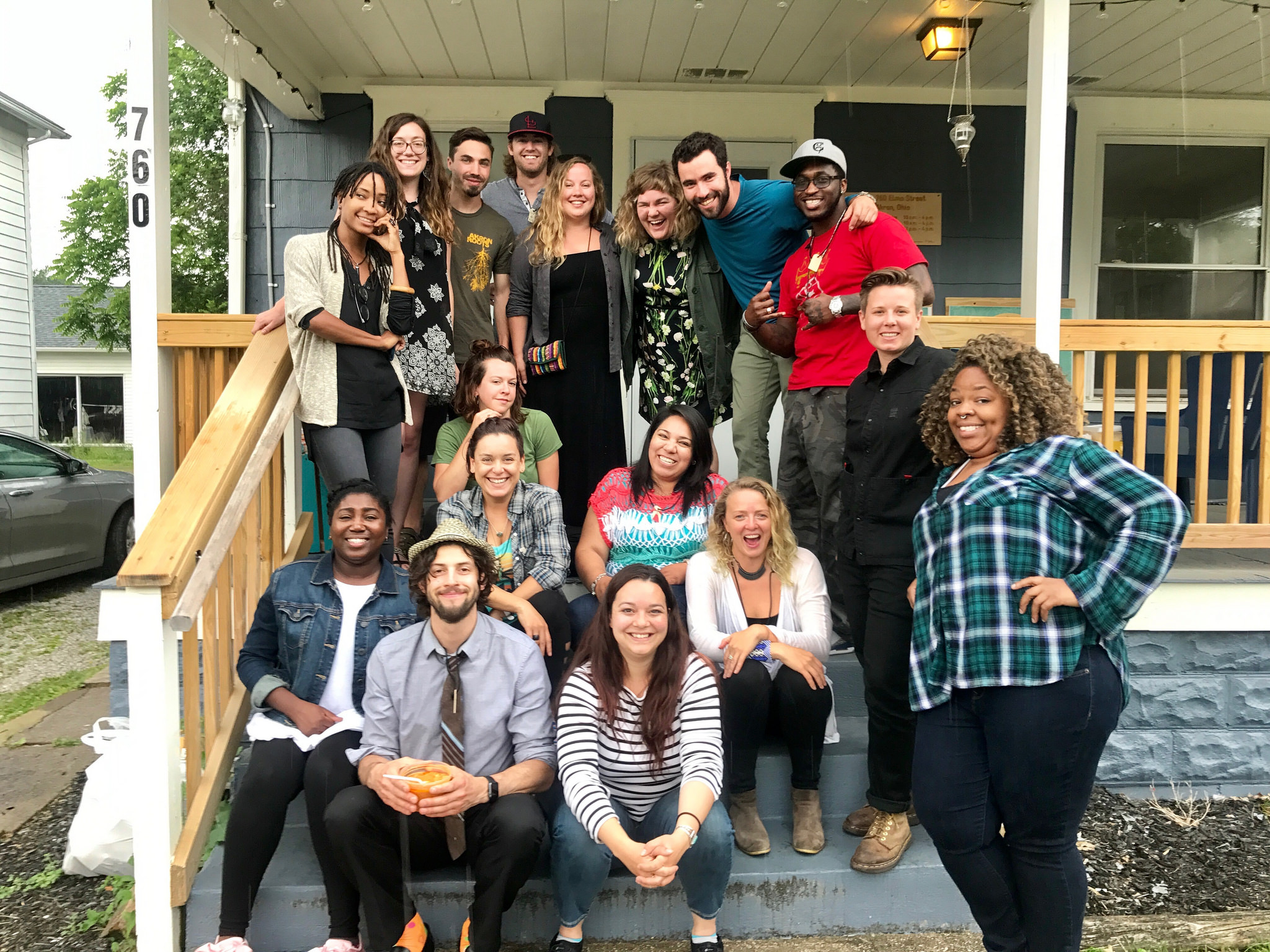 """The convening was my highlight. For a few days I really did feel less alone in this work: big things felt possible together."" - Rebecca Henderson, 2017 Charlotte Fellow"