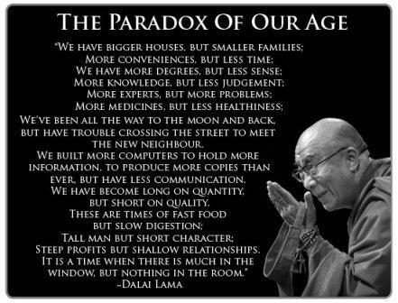 Dalai Lama new and old