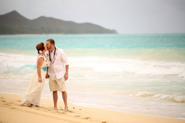 Photo credit    Weddings of Hawaii   .