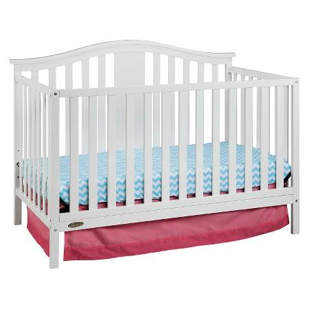 Graco Soleno 4-in-1 Convertible Crib