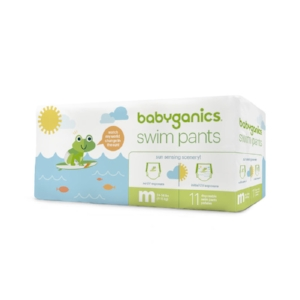 Babyganics Swim pants  (Photo: Target)