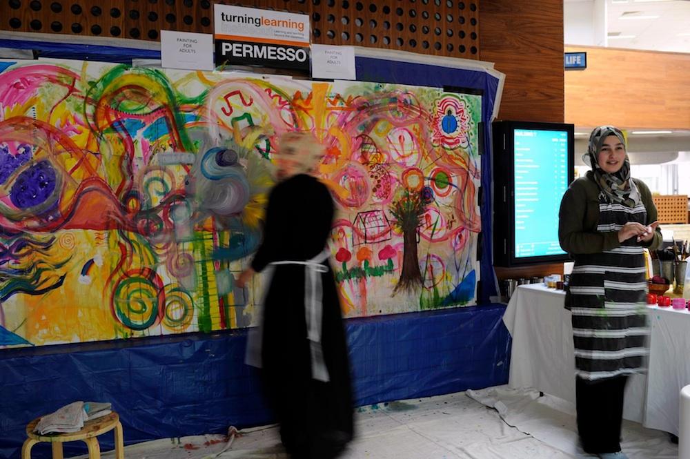Public Pedagogies Institute Conference, Victoria University, 2015