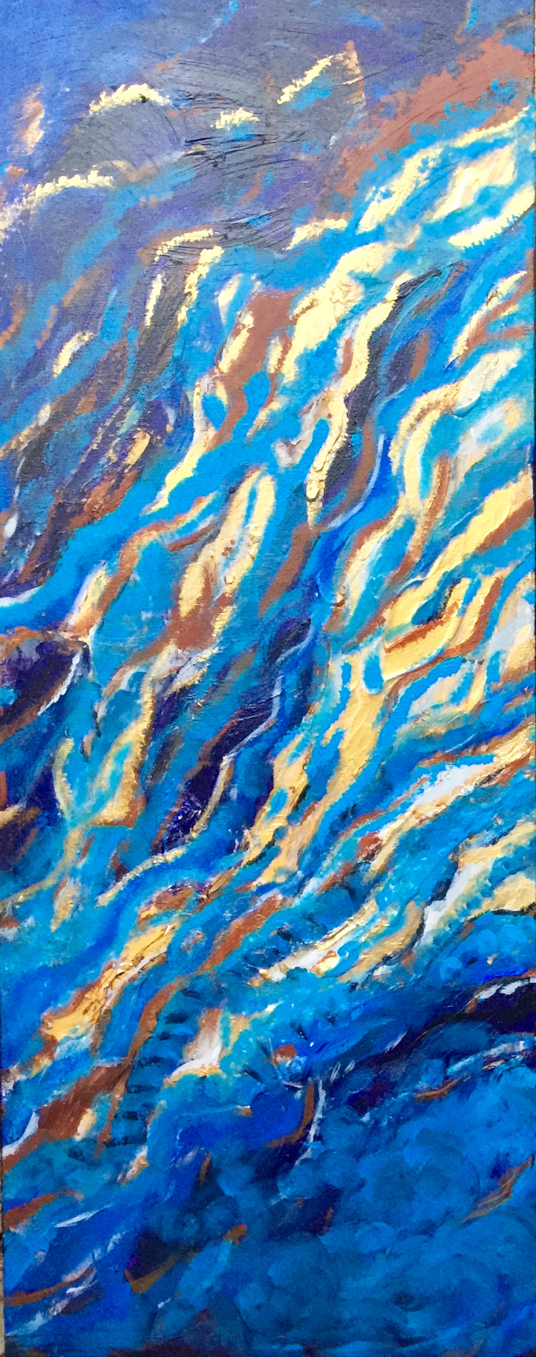 Under the Ocean Wall-Right Panel - Size:40