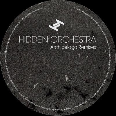 "Archipelago Remixes pt.1  (2x10""EP/Digital)  Tru Thoughts 2013"