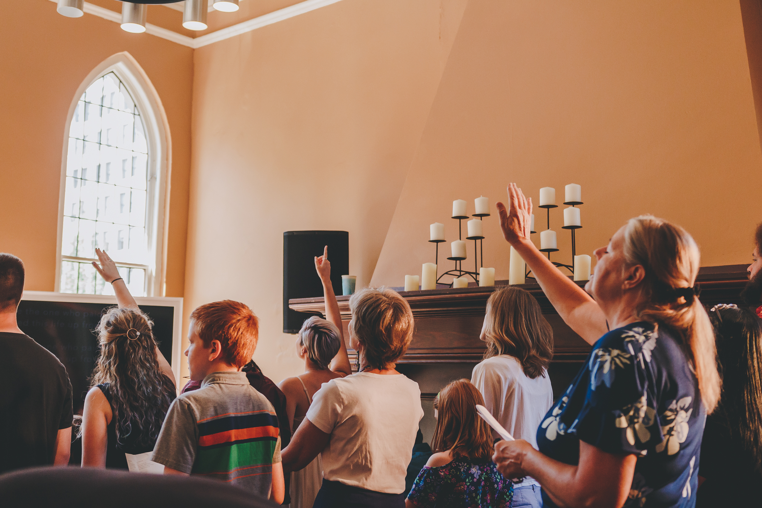 WORSHIP NIGHT - Friday, October 19th // 7pm // Bishop House