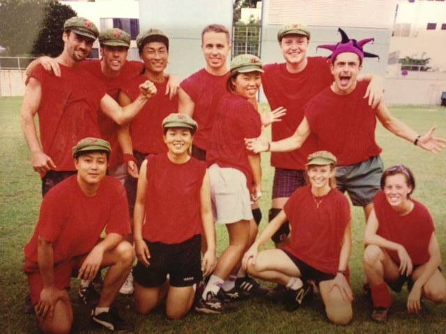 1997 HK Handover Tournament -- Tommy's Commies