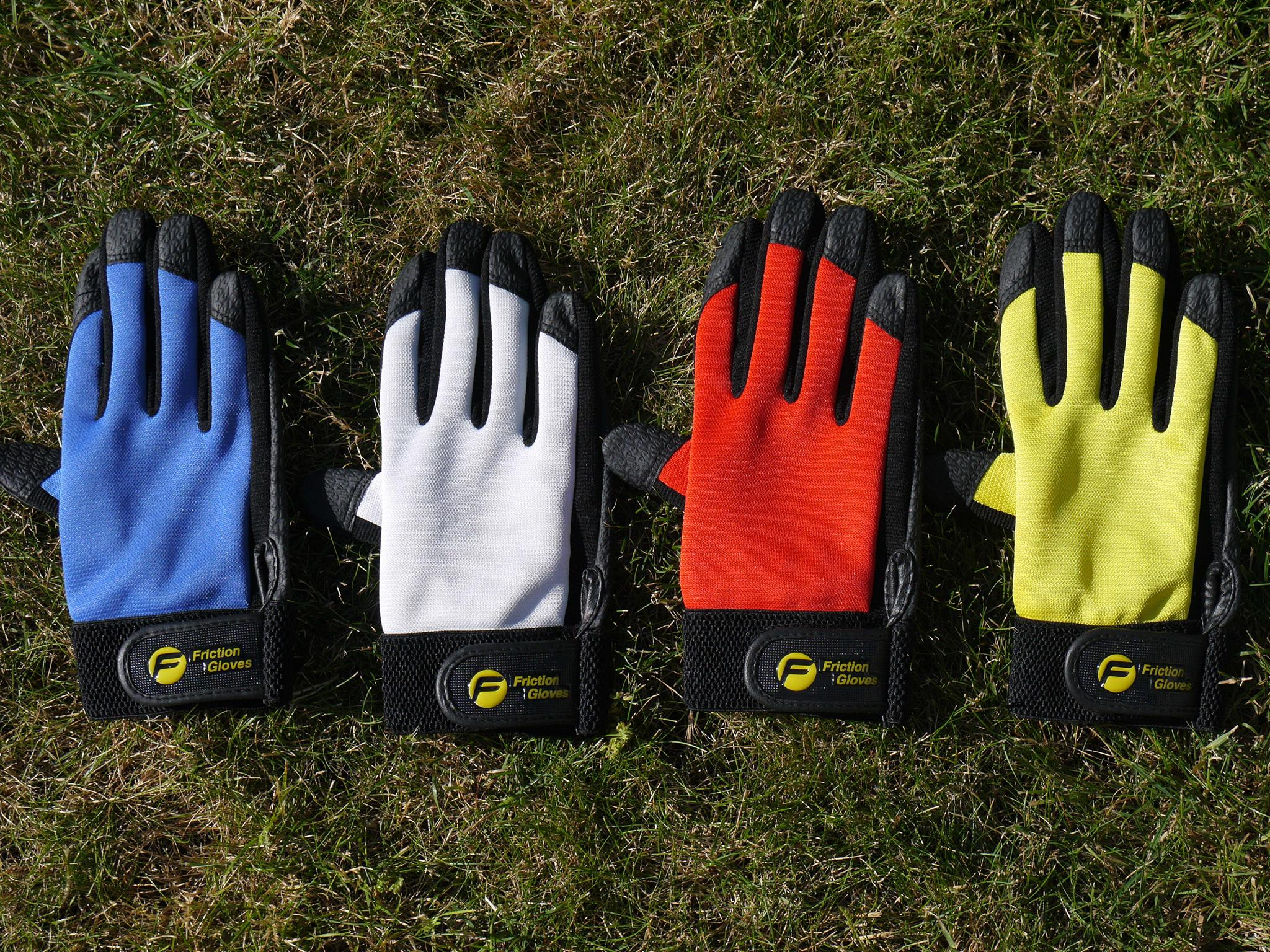 The gloves are available in 4 colors