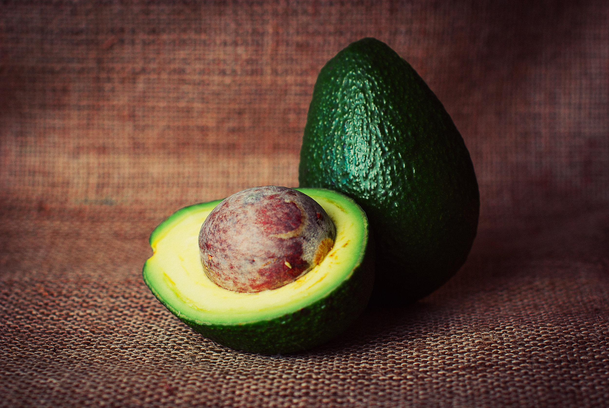 Avocados    Healing Nutrient:  Oleic Acid  Decrease of LDL - Increase of HDL   Guacamole Recipe