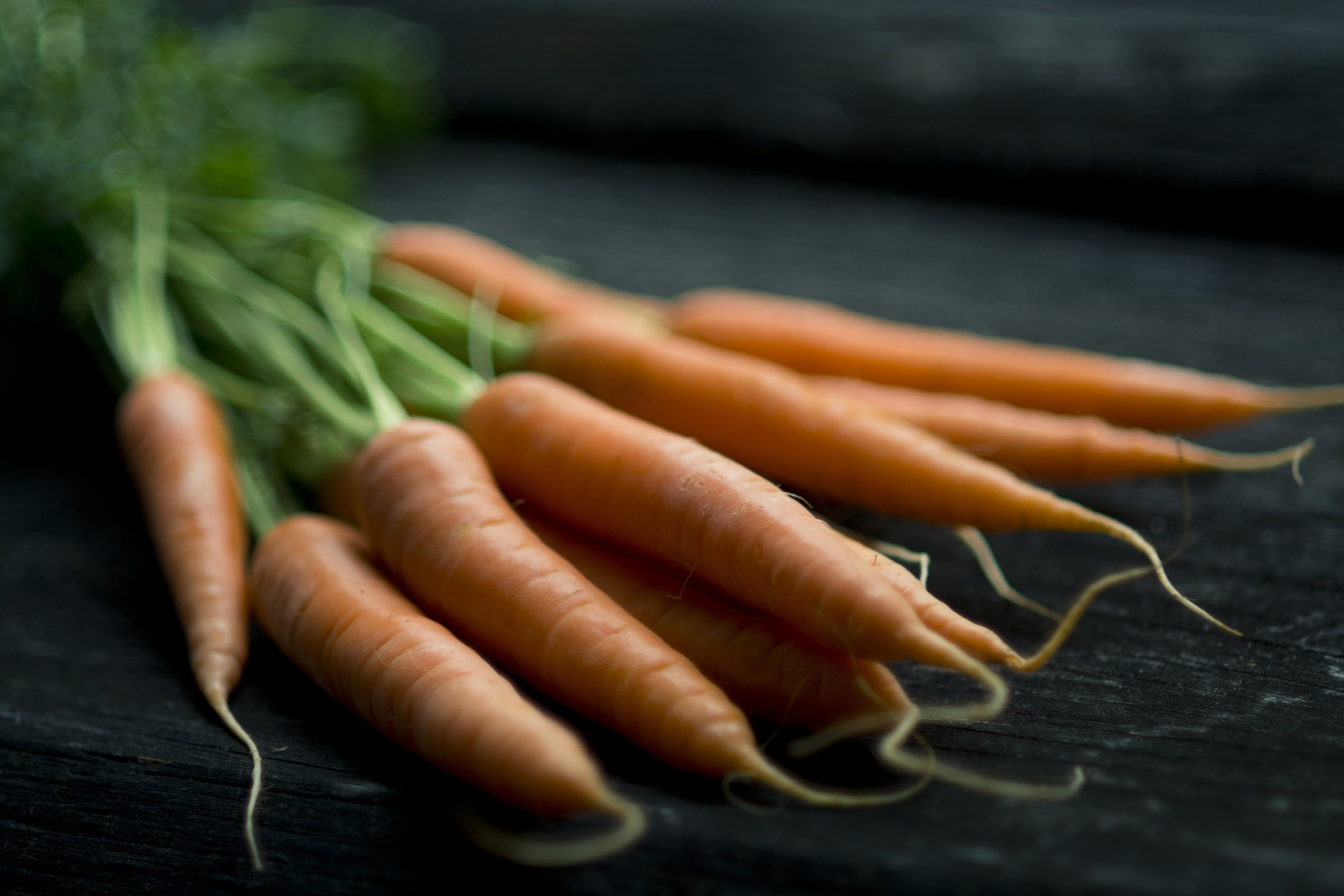Carrots    Healing Nutrient:  Vitamin A carotenoids   Protect against cardiovascular disease     Carrot Soup Recipe