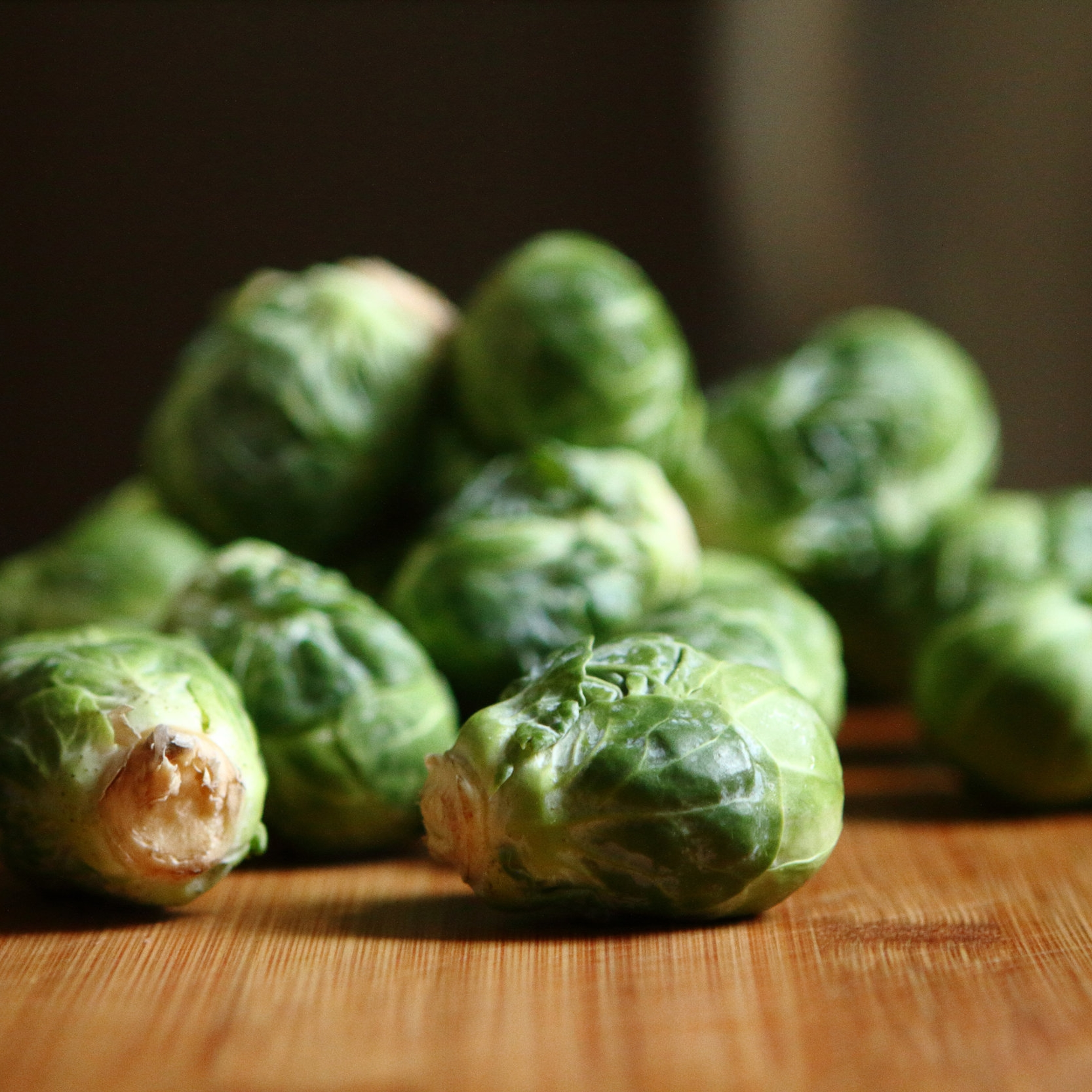 Brussels Sprouts    Healing Nutrient: Sulforaphane    Boosts Body's Detoxification Enzymes     Roasted Brussel Sprouts Recipe