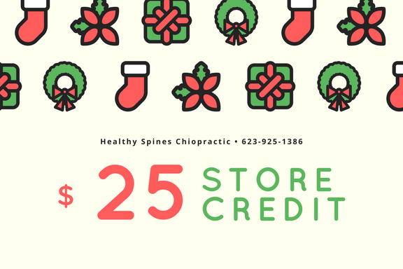Cream with Red and Green Christmas Icons Christmas Gift Certificate.png