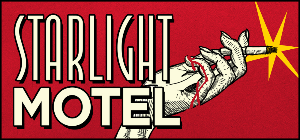 Starlight Motel Scary Escape Room
