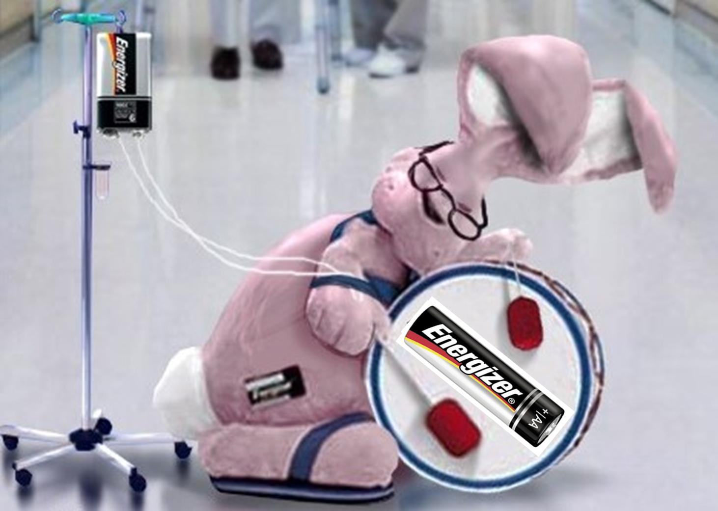 Lyme's impact on the Energizer Bunny