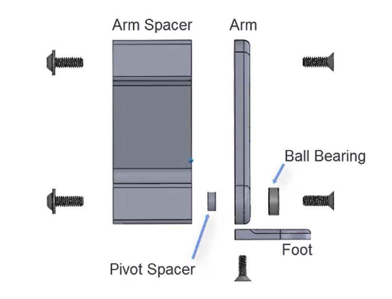 Main Arm Assembly