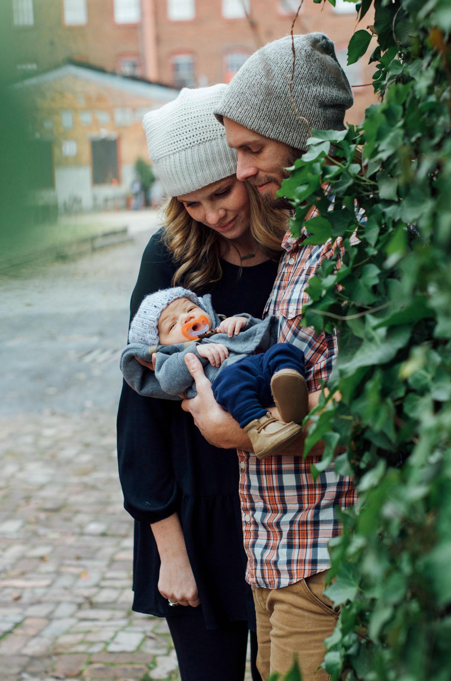 Again We Say Rejoice - Newborn Photo Session at The Goat Farm Atlanta GA (7 of 23).jpg