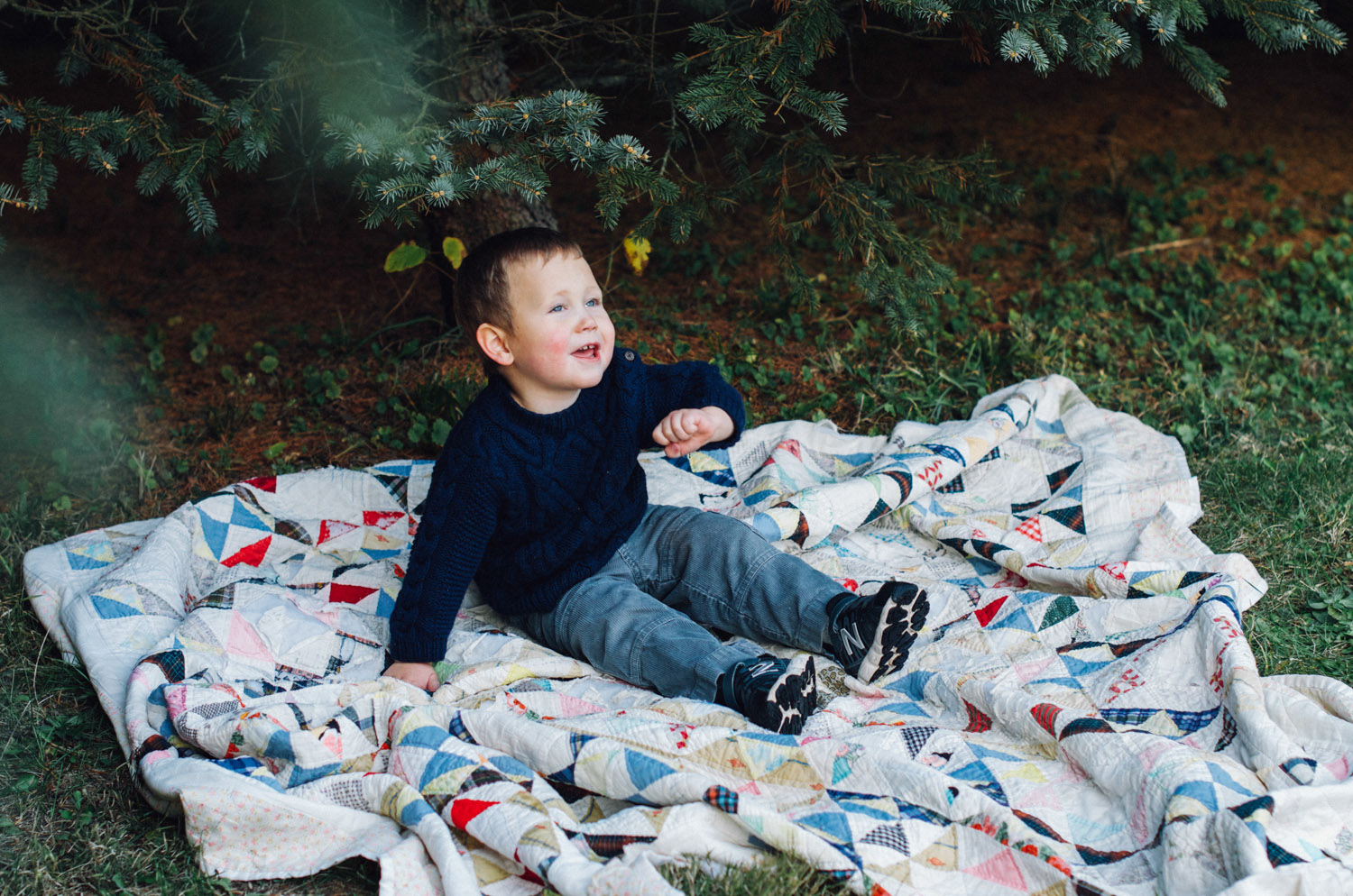 Again We Say Rejoice Photography - Backyard Lifestyle Family Session (5 of 17).jpg