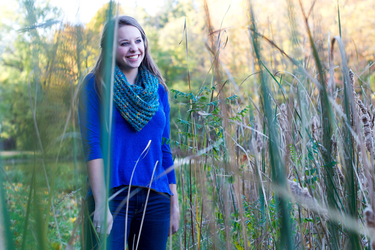 Again We Say Rejoice Photography - Autumn Leaves Senior Girl Portraits (3 of 21).jpg