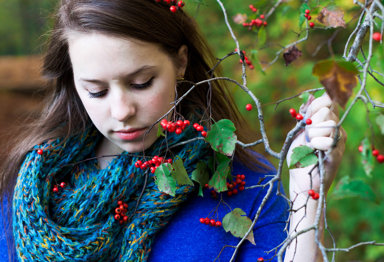 Again We Say Rejoice Photography - Autumn Leaves Senior Girl Portraits (6 of 21).jpg