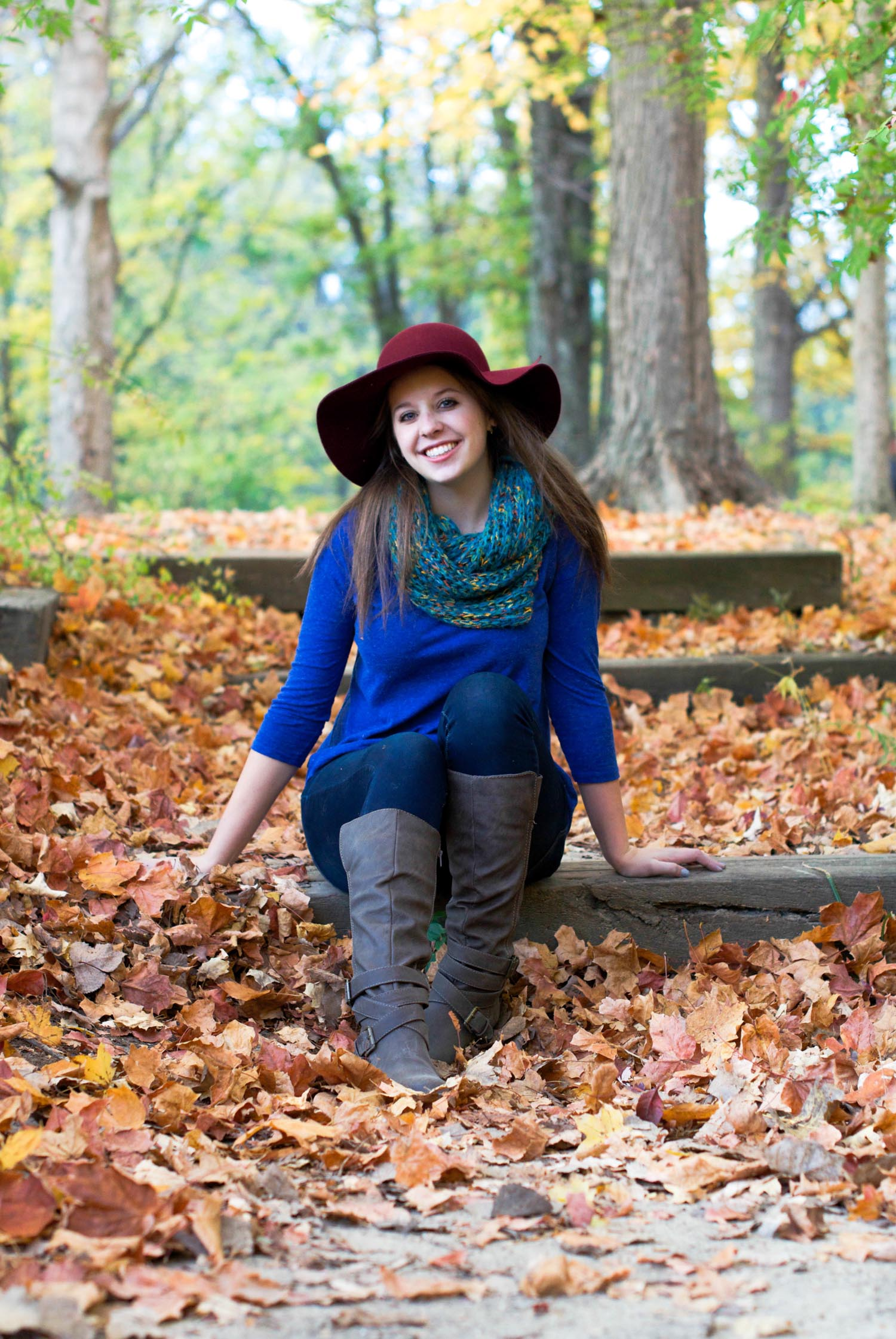 Again We Say Rejoice Photography - Autumn Leaves Senior Girl Portraits (8 of 21).jpg