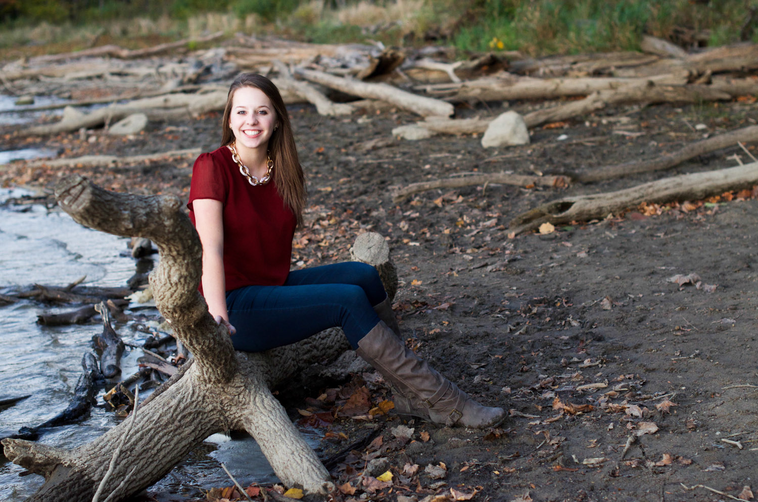 Again We Say Rejoice Photography - Autumn Leaves Senior Girl Portraits (16 of 21).jpg