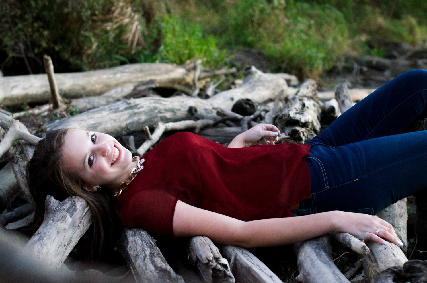 Again We Say Rejoice Photography - Autumn Leaves Senior Girl Portraits (17 of 21).jpg