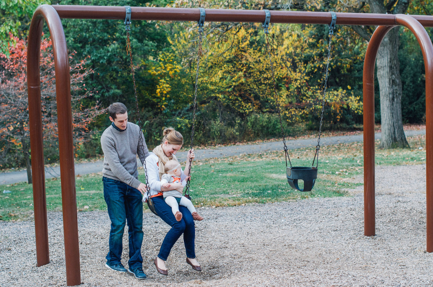 Again We Say Rejoice Photography - Autumn Leaves Family Photo Session (12 of 22).jpg