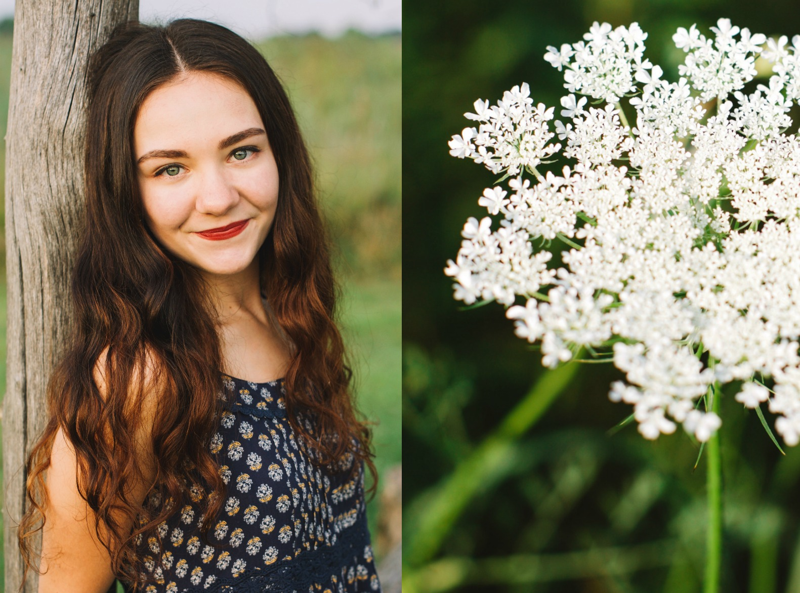 Senior GIrl Queen Anne's Lace.jpeg
