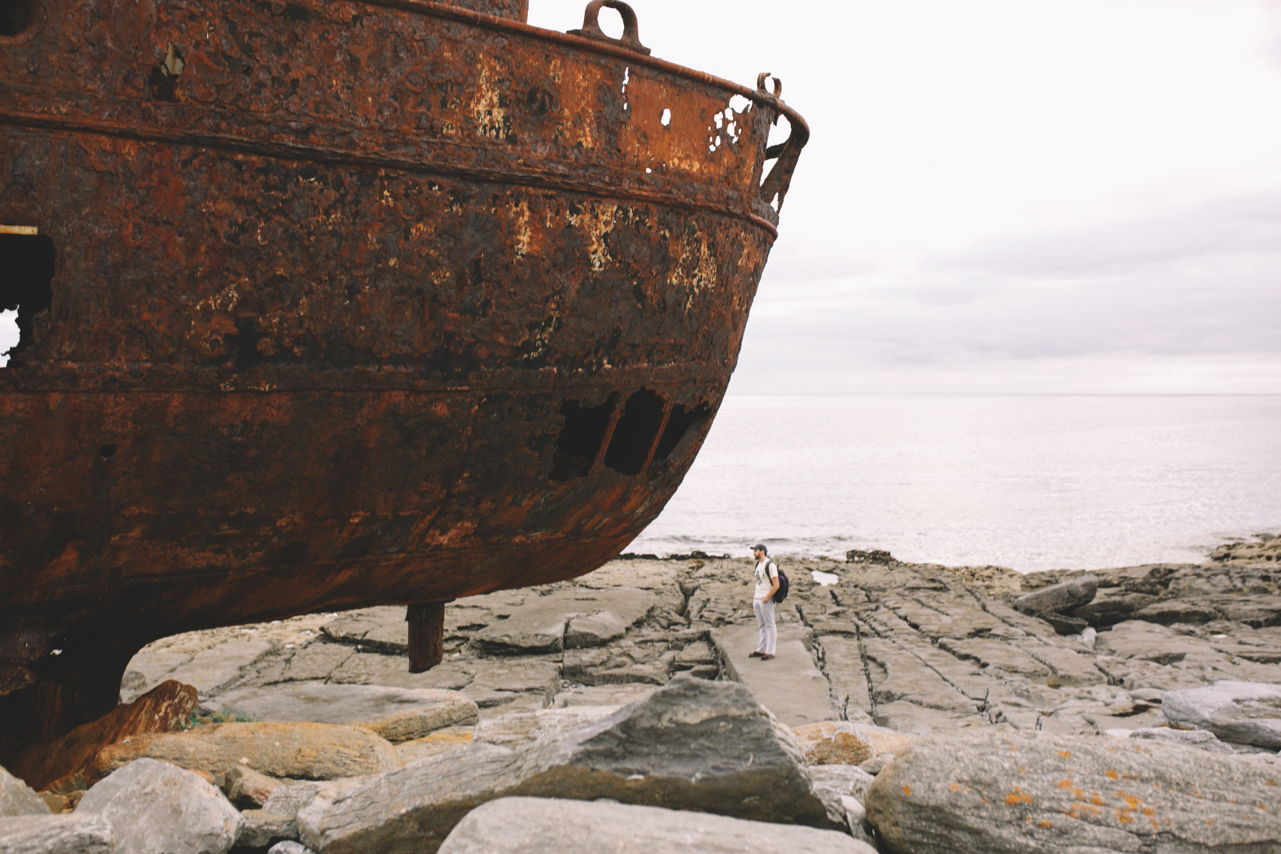 10 Tear Anniversary Trip - Aran Island Inis Orr Cliffs of Moher  (22 of 96).jpg