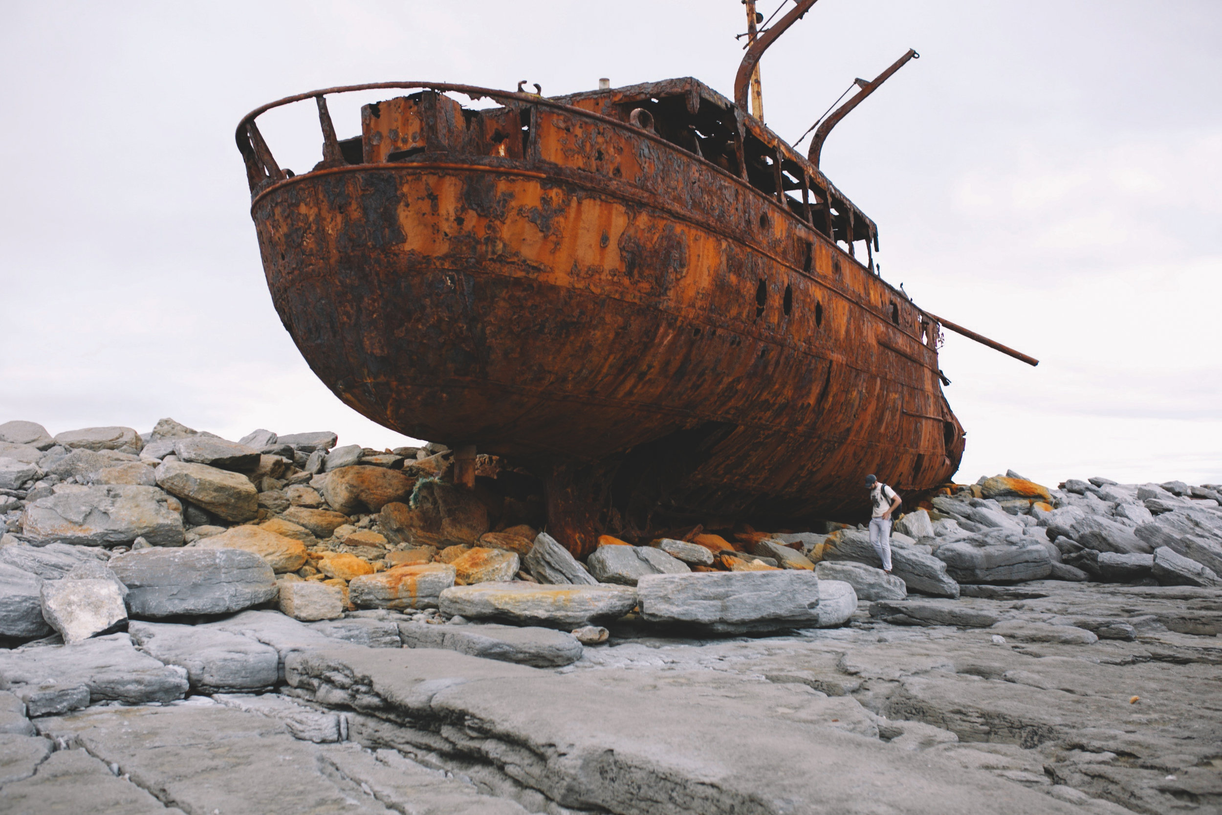 10 Tear Anniversary Trip - Aran Island Inis Orr Cliffs of Moher  (25 of 96).jpg
