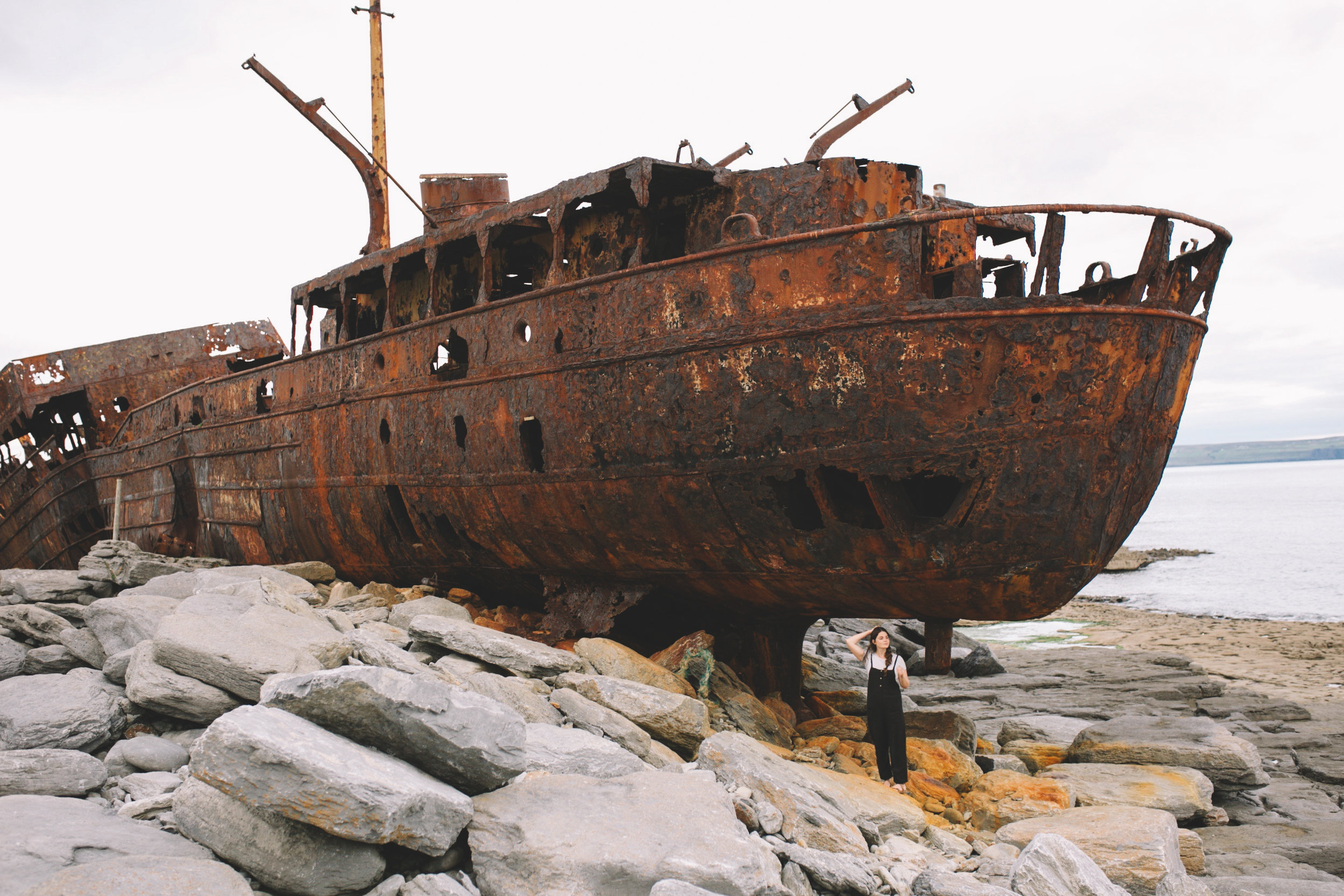 10 Tear Anniversary Trip - Aran Island Inis Orr Cliffs of Moher  (39 of 96).jpg
