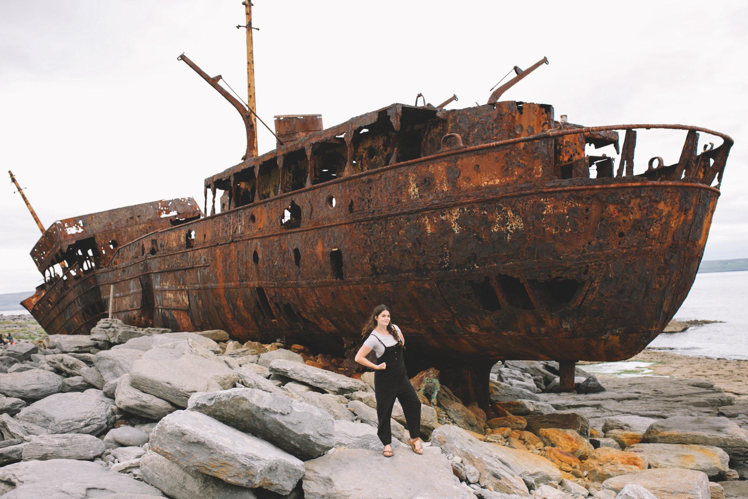 10 Tear Anniversary Trip - Aran Island Inis Orr Cliffs of Moher  (44 of 96).jpg
