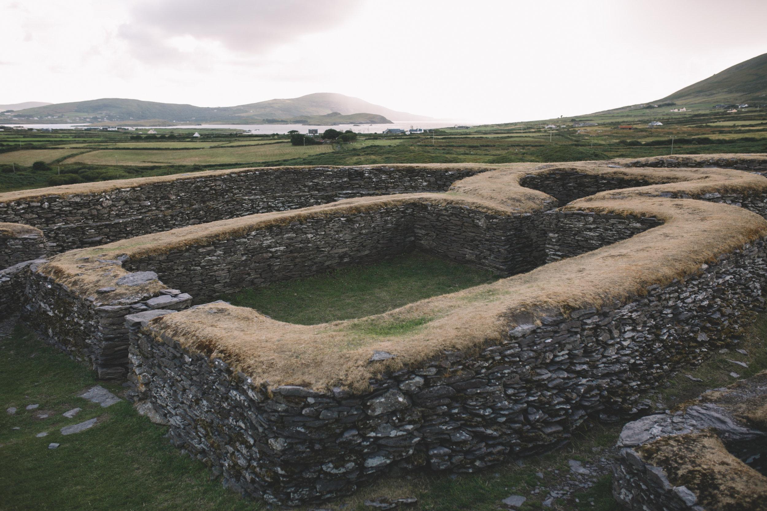 10 Tear Anniversary Trip - Ballinskelligs Ireland + Castle  (63 of 197).jpg