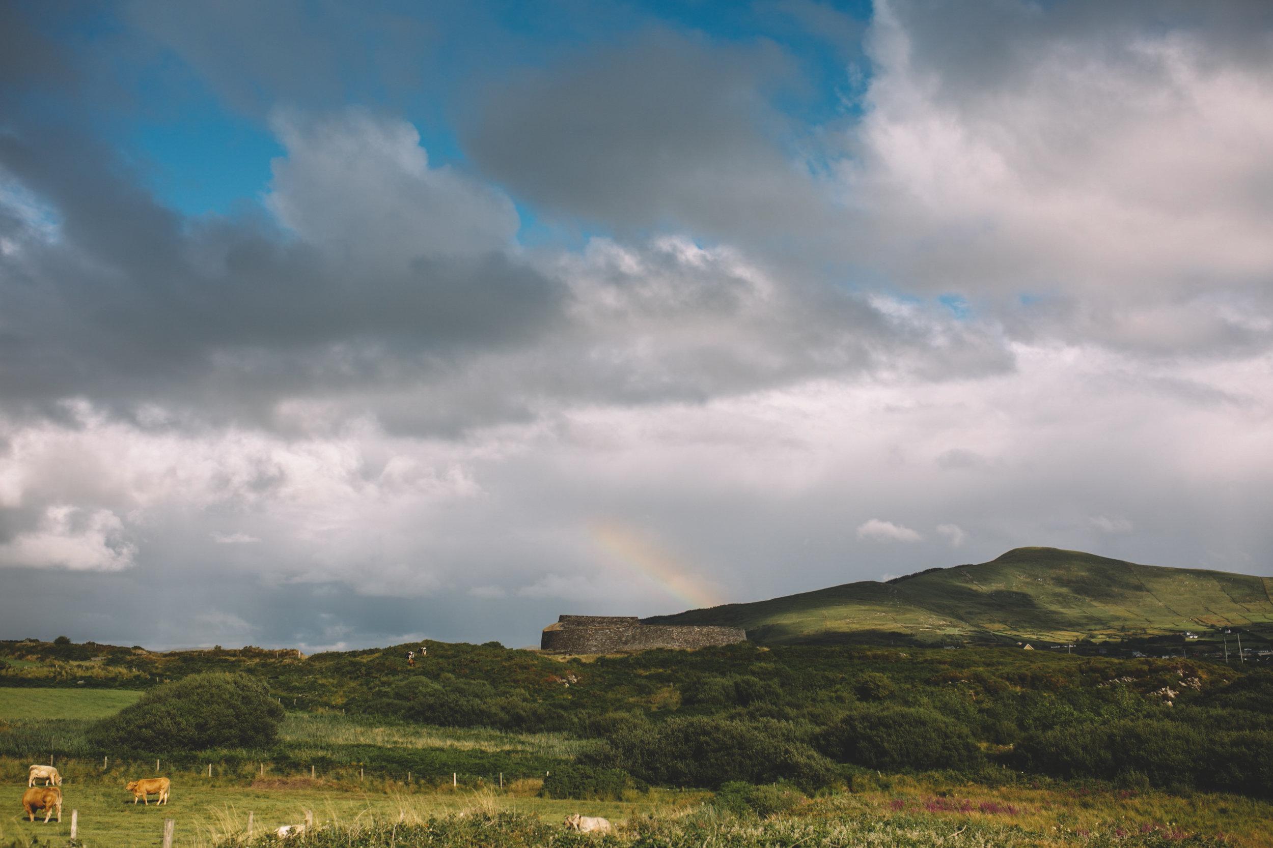 10 Tear Anniversary Trip - Ballinskelligs Ireland + Castle  (82 of 197).jpg